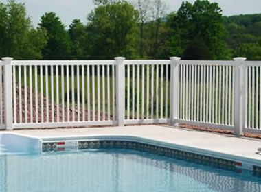 Pool Fencing Available In Aluminum Steel And Vinyl Wire Materials
